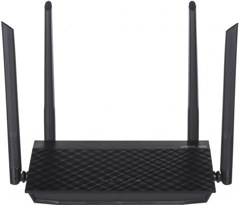 Asus RT-N12vD, ver.D N 300 Wireless Router, 4xLAN, 1xWAN, EZ switch