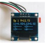 Tinycontrol OLED Yellow And Blue Display Module 0.96""