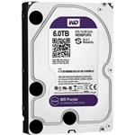 "WD, HDD 6TB Purple 3,5"", SATAIII, 5400 RPM, 64MB"